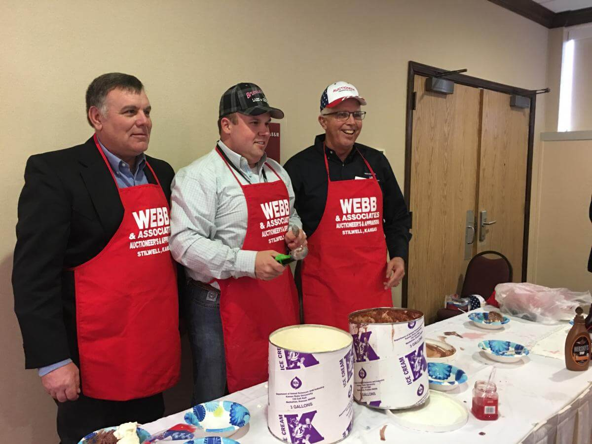 Community Involvement - Webb & Associates